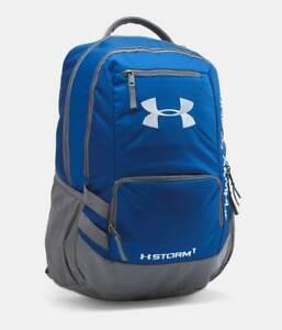 Adelante fluido Odia  Under Armour UA Storm Hustle Laptop Backpack II Royal Blue 18x13x8