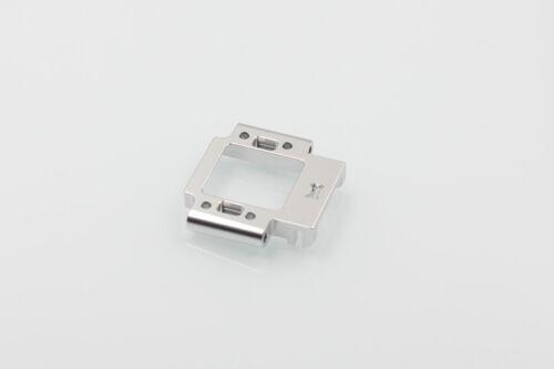 RC HPI RS4 3 EVO front wave Case Holder Silver