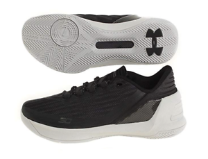 size 40 b482e ef284 Details about Under Armour Men's UA Curry 3 Low Basketball Shoes  1286376-001 Size 9 NEW