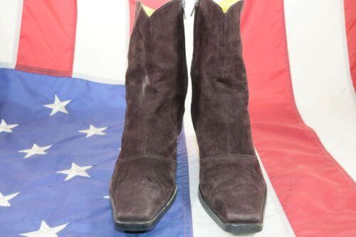 39 N Cowboy Lala Marron Bottes Donna Suède FashioncodSt1872Usato 0knOP8w