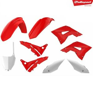 Set-Plastique-Restyling-Set-Honda-Cr-125-02-07-Cr-250-02-07-Rouge-Blanc-OEM-P