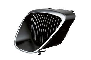 Negro-plastico-ABS-debadged-Radiador-Parrilla-Para-Seat-Leon-Altea-amp-La-Supercopa-05-09
