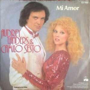 Audrey-Landers-amp-Camilo-Sesto-Mi-Amor-7-034-Single-Vinyl-Schallplatte-29