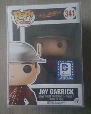 Funko Flash pop Jay Garrick Legione dei collezionisti esclusivo 2016 DC TV #341