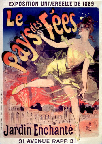 Vintage French Art Nouveau Shabby Chic Prints /& Posters 107 A1,A2,A3,A4 Sizes