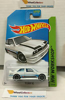 '92 Bmw M3 195 Rare Kmart Only White Hot Wheels 2014 B17