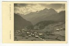 AK St. Anton am Arlberg, Gesamtansicht 1930 Foto-AK