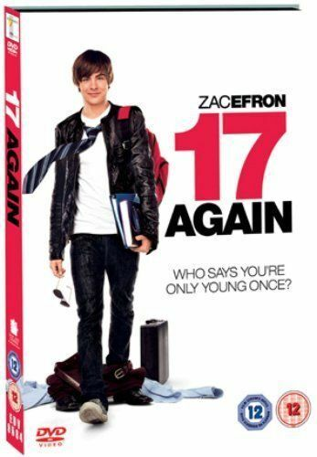 17 Again (DVD) (2009) (Zac Efron)