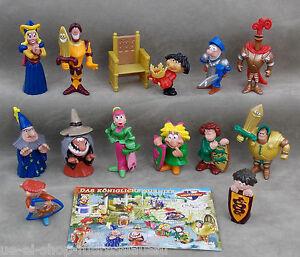 Lot Funny Castle le Royal Tournoi avec Tous Zetteln 2004 Entourage Serrure 1ZKxVGBn-09171025-368388649