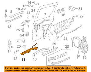 details about vw volkswagen oem 10 14 routan side sliding door motor 7b0843873r 2010 VW CC Engine Diagram
