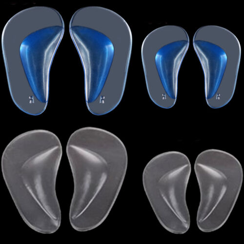 Pugel Orthopedic Orthotic Arch Support Insole Flatfoot Correction Shoe Insole