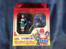 Anime Magic Knight Rayearth Collection Action Figure Umi SEGA Japan