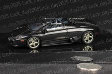 AUTOart LAMBORGHINI MURCIELAGO Concept Car Metallic Black 1/43 Diecast Model