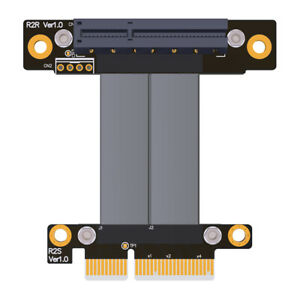 PCIe-3-0-x4-Extension-Cable-R22SF-PCI-Express-SSD-RAID-Conversion-Riser-Card-Hot