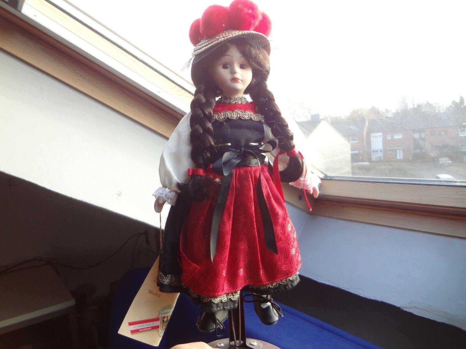Precise Bambolina Porcellain Doll Bambola Pupazzo Bambolotti E Accessori