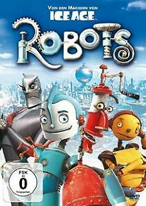 Robots-de-Chris-Wedge-DVD-etat-tres-bon