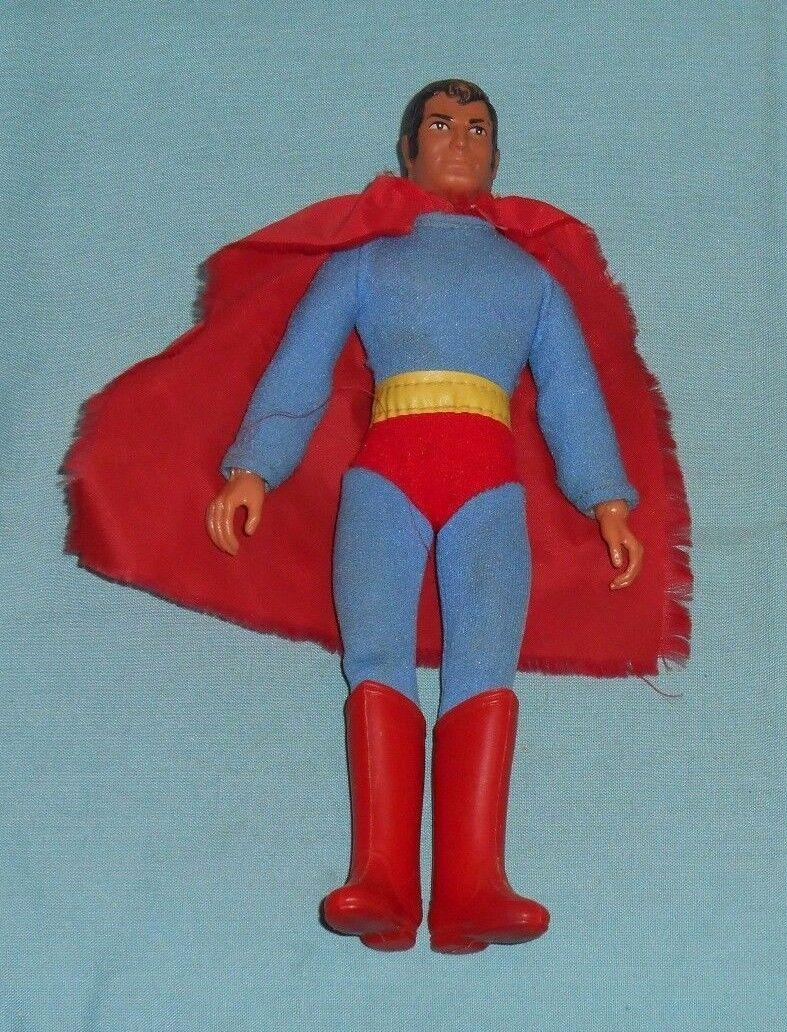 Vintage Mego WORLD'S GREATEST SUPER-HEROES WGSH 8  SUPERMAN
