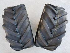 2 - 23X10.50-12 Deestone D405 4P Super Lug Tires AG DS5245 23x10.5-12