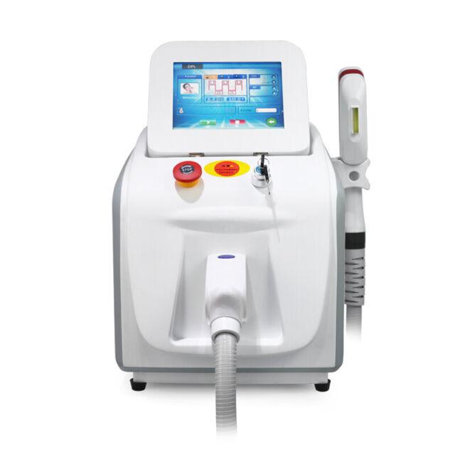 Fast Permanent Hair Removal Machine 2020 Best Dpl Ipl Laser Machine 6 Filteres