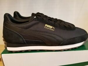Details about NEW IN THE BOX PUMA EASY RIDER BLACK/GUM 36312914 FOR MEN