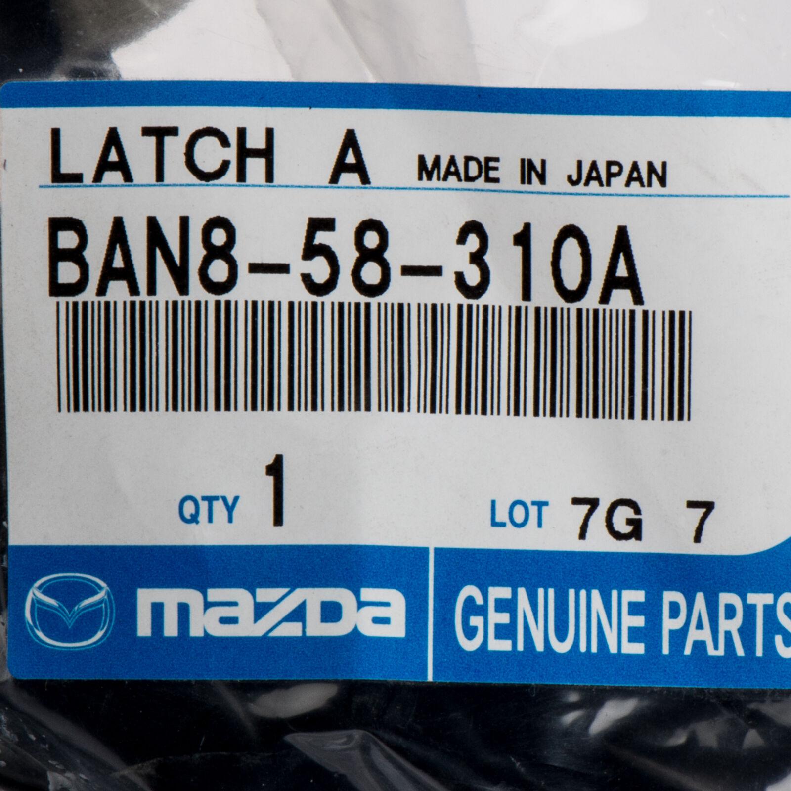 Mazda BAN8-58-310A Door Lock Actuator Motor