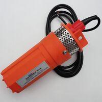 24v Submersible Deep Dc Solar Well Water Pump Solar, Battery, Alternate Energy