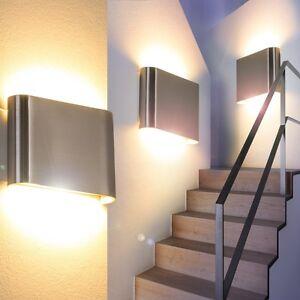 Das Bild Wird Geladen Wandleuchte Design LED Wohn Zimmer Lampen Wandlampe  Flur