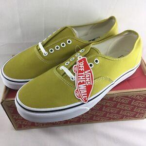 Image is loading Vans-Authentic-Shoes-Men-10-11-Cress-Green- fa05c96fe