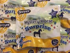 ✨New Breyer 2018 Mystery Horse Surprise Stablemates Model Lot of 5 Unopened 6039