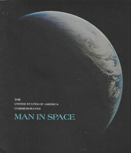 United-States-of-America-Commemorates-034-Man-in-Space-034-Booklet