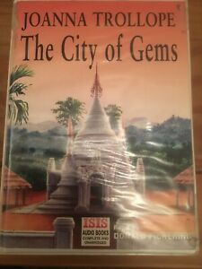 THE-CITY-OF-GEMS-AUDIO-BOOK-CASSETTE-TAPES-BOX-SET-JOANNA-TROLLOPE