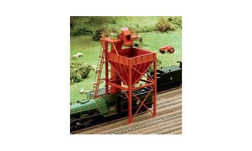 Locomotive Coaling Tower - N gauge Ratio 247