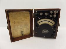 Vintage Weston Electrical Model 310 Ac Dc Wattmeter