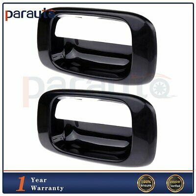 Chrome Replacement 76106 Tailgate Handle Bezel Cover For GM CHEVROLET