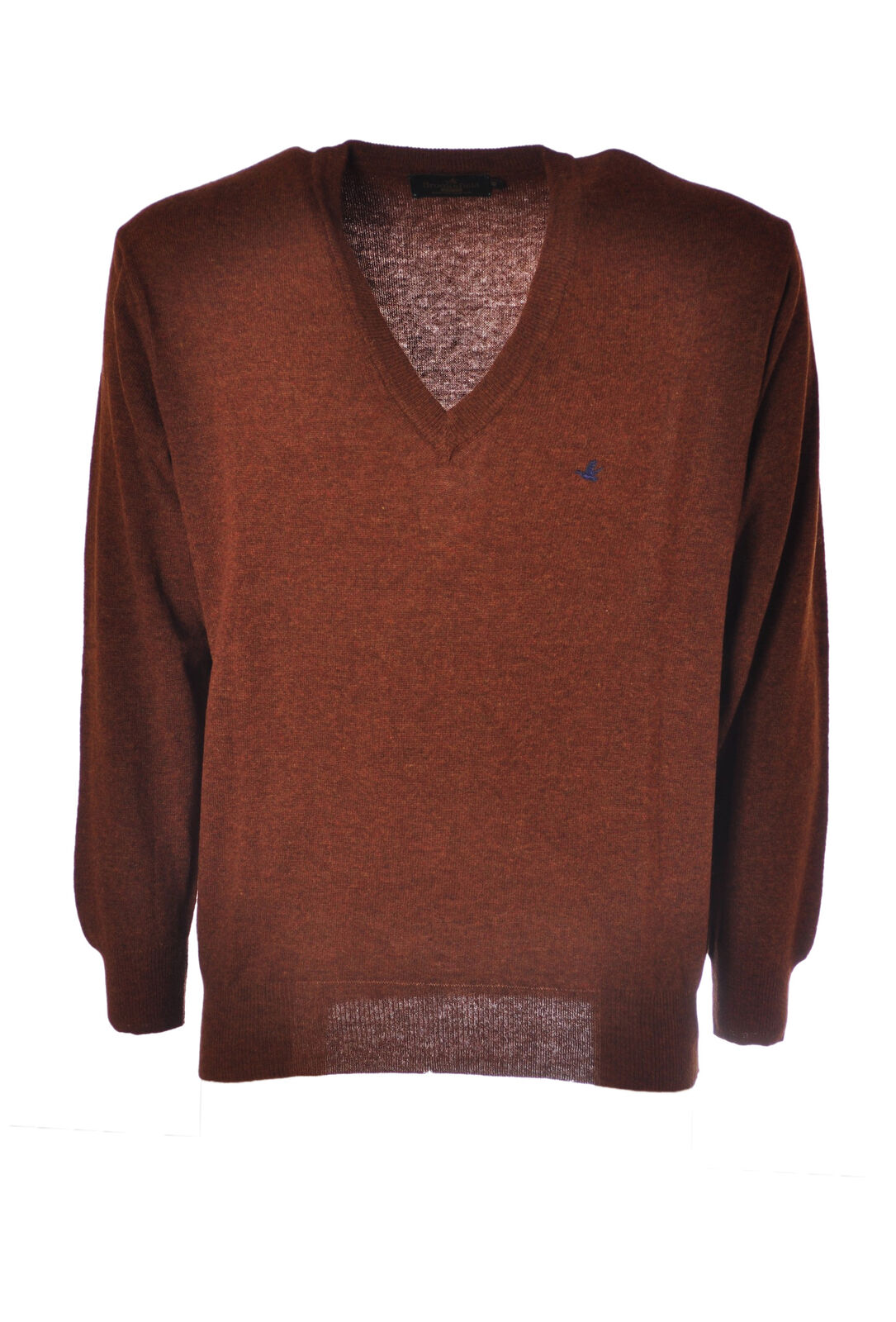 Brooksfield  -  Sweaters - Male - Brown - 4543423A185040