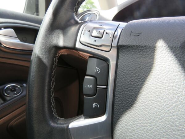 Ford S-MAX 2,0 SCTi 203 Titanium aut. billede 8