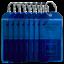 Shacke-Cruise-Tags-Luggage-Etag-Holders-Zip-Seal-amp-Steel-Loops-Thick-PVC thumbnail 3