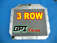 3 Row Aluminum Radiator For International Harvester Truck 1951 -1957