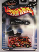 Mattel Hot Wheels 2002 Halloween Highway 2 Pack The Demon and Combat Ambulance - 00074299543203 Toys