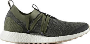 Adidas-UltraBoost-X-Women-039-s-Trainers-Sneakers-Shoes-Green-Lightweight-RRP-175