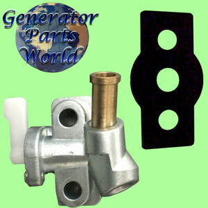 Fuel-Valve-w-Gasket-for-Gillette-GPED-65EK-EVTD-Diesel-Generator-Shutoff