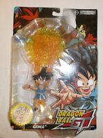 Dragonball Gt Little Goku Action Figure Spinning Energy Blast Dragon Ball Dbz Z