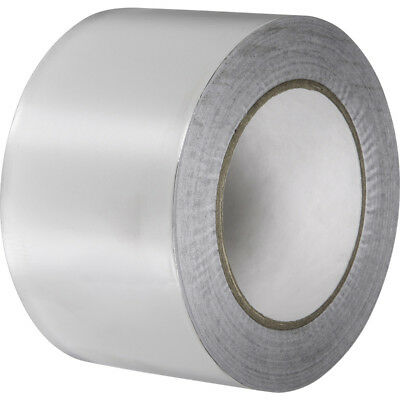 BRAND NEW ALREFLEX  X 2 ROLLS ALUMINIUM JOINTING TAPE SIZE 75mm x 45m