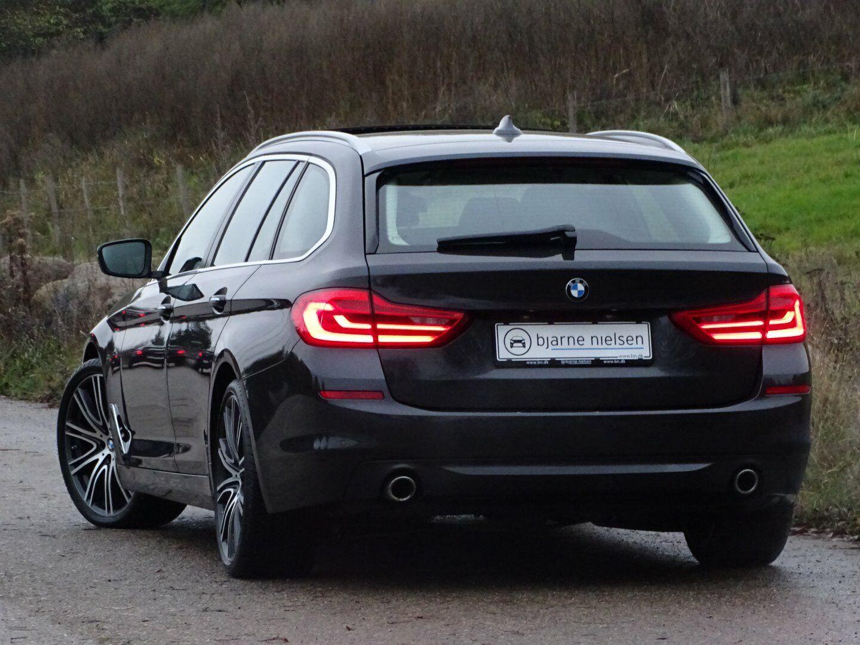 BMW 530d 3,0 Touring aut. - billede 3