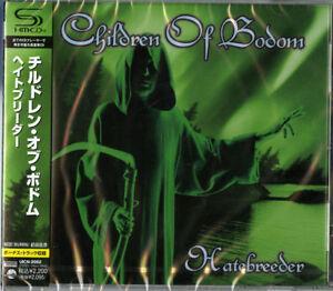 CHILDREN-OF-BODOM-HATEBREEDER-JAPAN-SHM-CD-E50