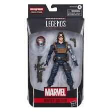 Marvel Legends Black Widow Winter Soldier BAF 4 Crimson Dynamo by Hasbro