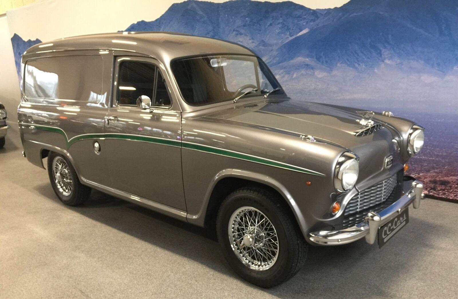 Austin A55 1,5 Van 3d