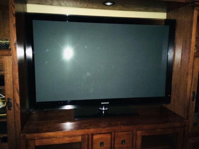 Samsung Pn58a650 58 1080p Hd Plasma Television For Sale Online Ebay