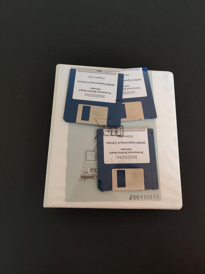 MEBBSNet BBS, Amiga