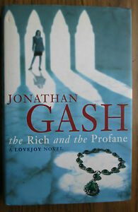 The Rich and the Profane by Jonathan Gash Hardback 1998 - <span itemprop=availableAtOrFrom>Morley, Leeds, W Yorkshire, United Kingdom</span> - The Rich and the Profane by Jonathan Gash Hardback 1998 - Morley, Leeds, W Yorkshire, United Kingdom